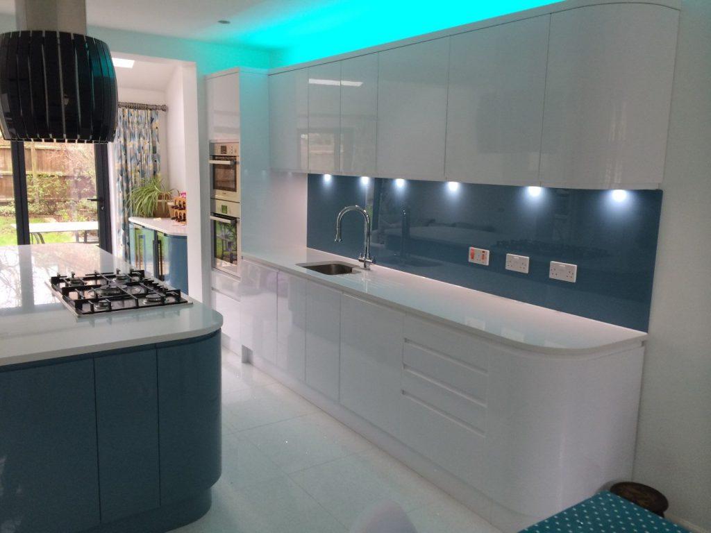german kitchen led lighting