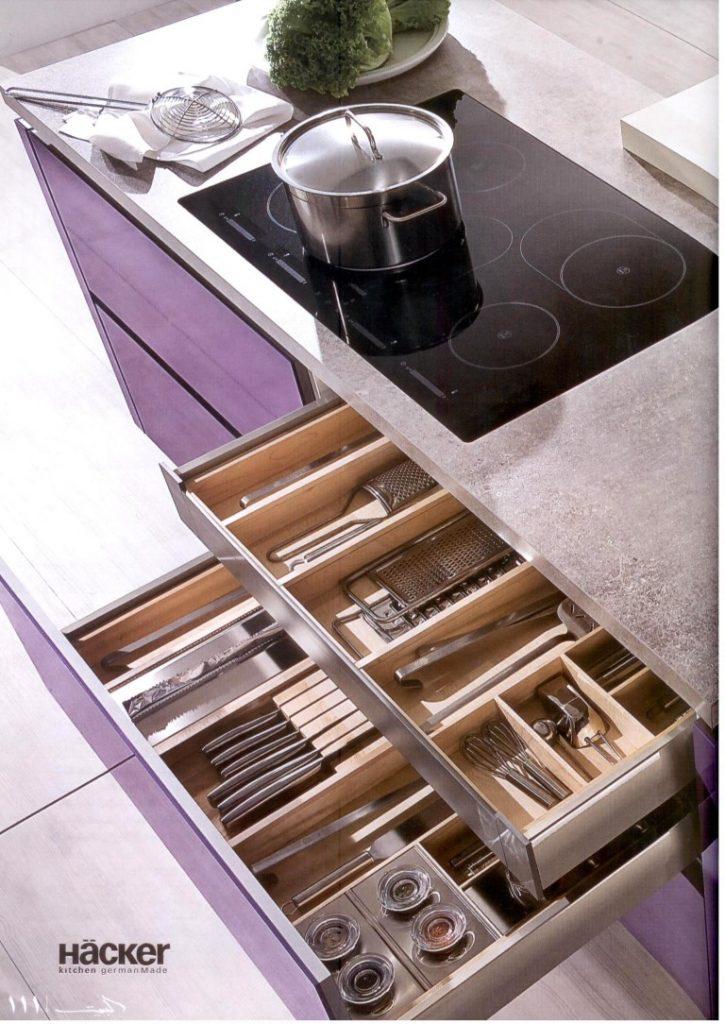 hacker kitchen drawer organisation solutions
