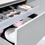 kitchen base unit drawer
