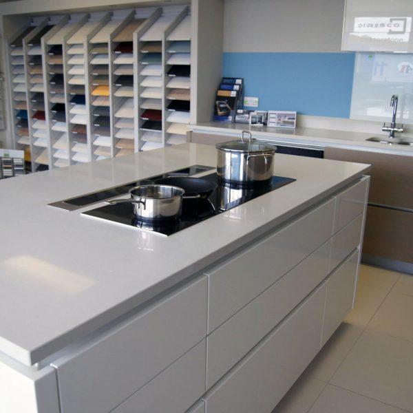 blax kitchens showroom in hertford