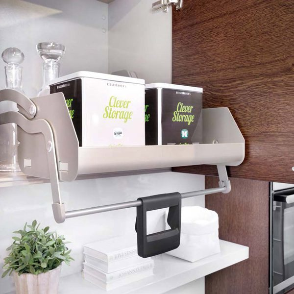 hacker kitchen internal storage solutions
