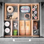 kitchen drawer organiser