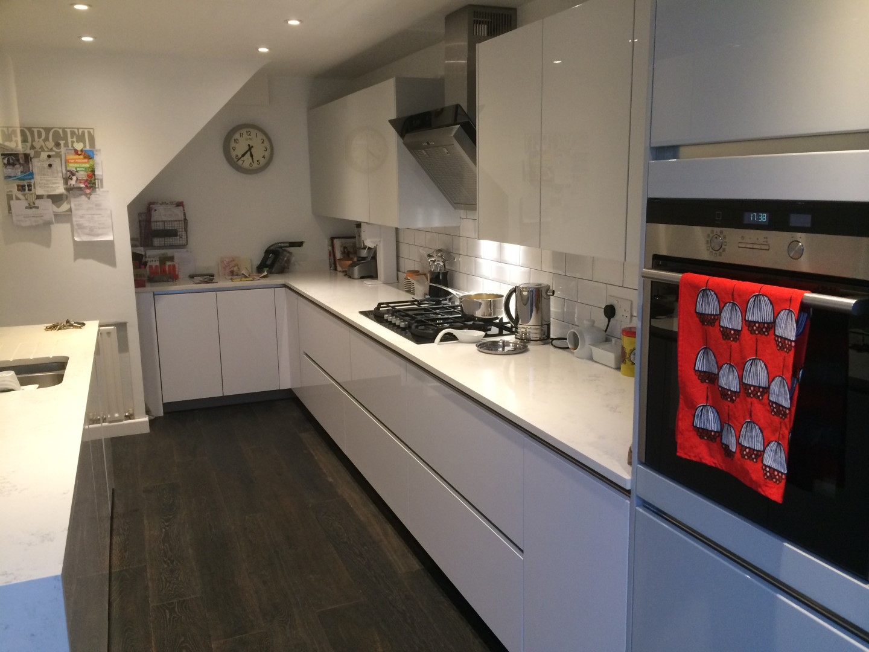 Kitchen Worktops In Ware