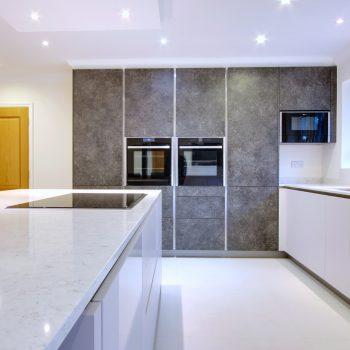 Hacker Kitchens Archives Blax Kitchens Ltd - Matt grey kitchen units